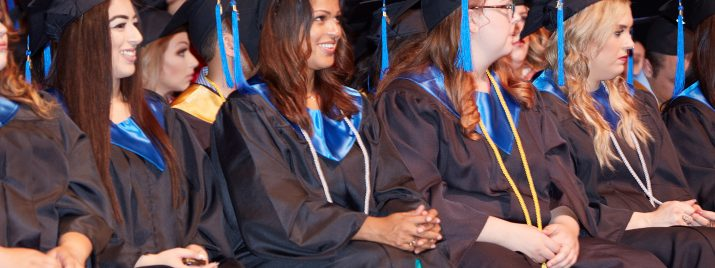 Empire College Graduates